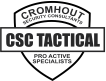 CSC Tactical Sticky Logo